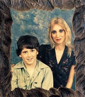 eminem with mother