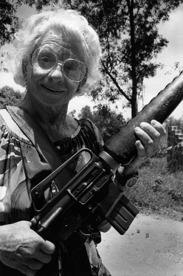 GrandmaGun