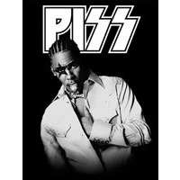 R. Kelly gets mashed up with Kiss in the Piss Shirt by George ...